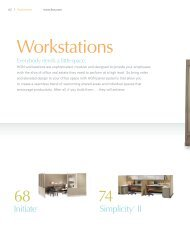 Workstations - Plano Office Supply