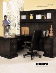 Casegoods Pennsylvania Avenue™ - Plano Office Supply