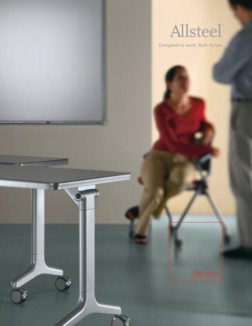 Allsteel Get Set - Plano Office Supply
