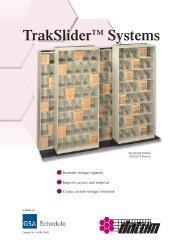 TrakSlider™ Systems - Plano Office Supply