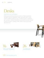 Desks - Plano Office Supply