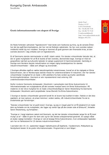 Kongelig Dansk Ambassade