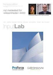 Inut Lab - Fredagscaféen