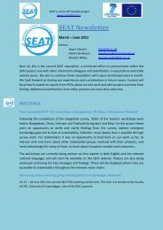 SEAT Newsletter - SEAT Global