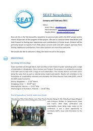 Newsletter 1 - SEAT Global