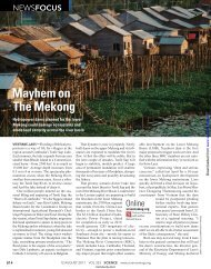 Mayhem on The Mekong - SEAT Global