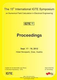CATS Proceedings Printout - Graz University of Technology