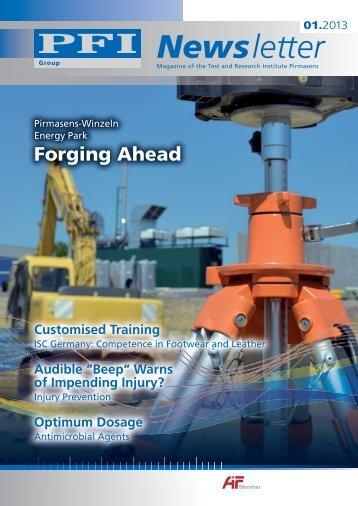 Newsletter - PFI Germany Start