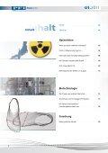 Newsletter - PFI Germany Start - Page 2