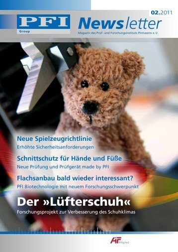 Newsletter - PFI Germany Start
