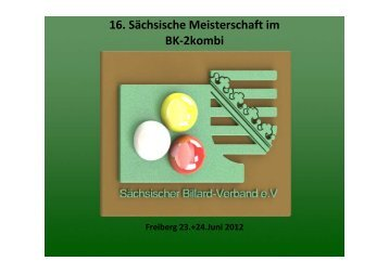 Ergebnisse [SMBK2kombi2012.pdf, 452 KB] - BillardArea