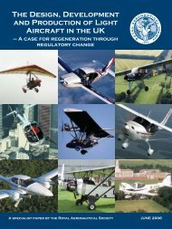 DDPLAUK Paper.qxp - Royal Aeronautical Society