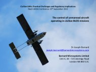 UAS Operating in Oil, Gas and Mineral Exploration - Royal ...