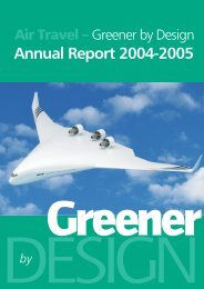 Annual Report 2004-2005 - Greener by Design