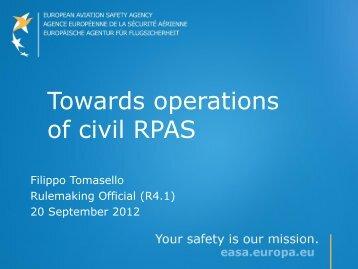European Aviation Safety Agency (EASA)