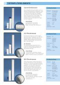 Prospekt Industriefilterelemente - Apic Filter Gmbh - Seite 2