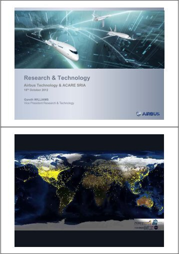 ANAF 2012 - Gareth Williams Presentation