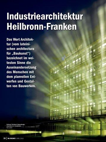 Industriearchitektur Heilbronn-Franken - architektur-in-neckarsulm.de