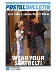Postal Bulletin 22242 - September 25, 2008 - USPS.com