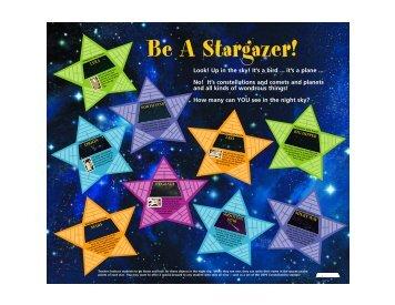 Be A Stargazer! - USPS.com