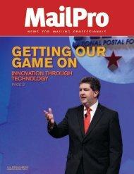 MailPro March/April 2013 - USPS.com® - About