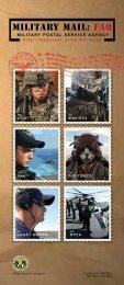 Publication 640 - Military Mail: FAQ - USPS.com® - About
