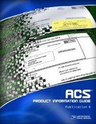 ACS™: An Intelligent Solution - USPS.com® - About