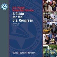 US Postal Inspection Service - USPS.com® - About