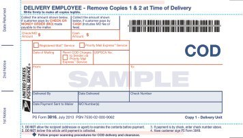PS Form 1093 - How to apply for a PO Box - USPS.com