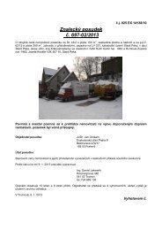 Znalecký posudek č. 697-02/2013 - Sreality.cz
