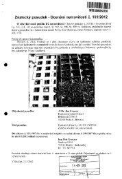 Znalecký posudek - Ocen ění nemovitosti č. 10912012 ... - Sreality.cz