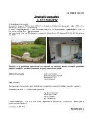Znalecký posudek č. 671-166/2012 - Sreality.cz