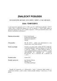 Posudek č. 13/4013/2013 - Sreality.cz