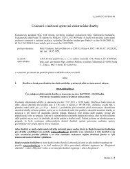 Usnesení o nařízení opětovné elektronické dražby - Sreality.cz