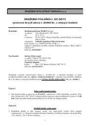 Dražební vyhláška 1 podpis - Sreality.cz