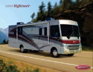 Sightseer® - Winnebago