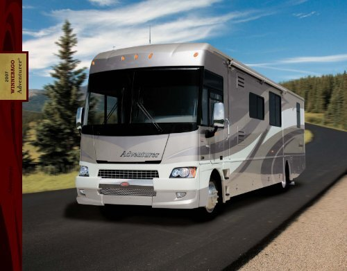 2007 Adventurer Brochure - Winnebago