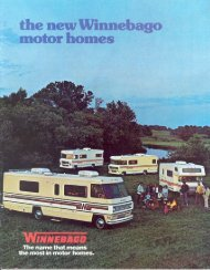 1976 Winnebago