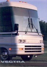 1993 Vectra - Winnebago