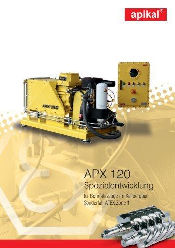 APX 120 (d) - apikal Anlagenbau Gmbh