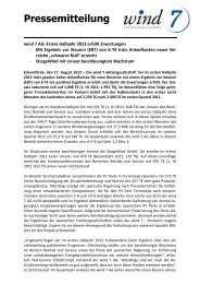 Pressemitteilung vom 17.08.2012