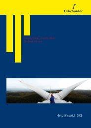 Geschäftsbericht 2009 - Valora Effekten Handel AG
