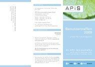 Pdf-Datei laden - APIS Informationstechnologien Gmbh