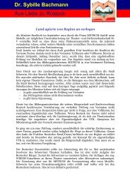 13-04-12 Land agierte von Beginn an verlogen - Dr. Sybille Bachmann