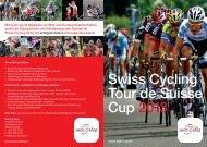 Swiss Cycling Tour de Suisse Cup 201 3