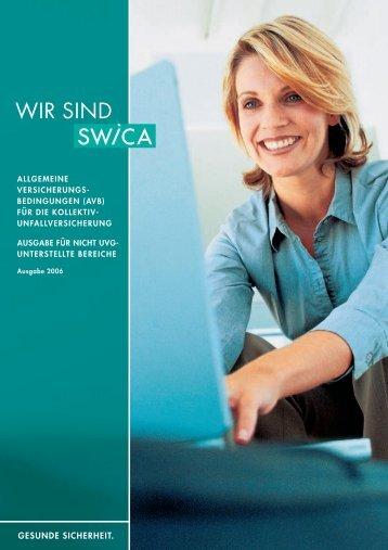 allgemeine versicherungs - Swiss Cycling