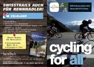 MTB & Strasse Saison 2012 Saison 2012 VTT & Route - Swiss Cycling