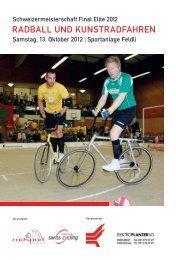 Programm - Swiss Cycling