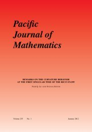pdf file - Department of Mathematics - Columbia University