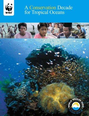 WWF (2203) A Conservation Decade for Tropical Oceans - AU/BIO